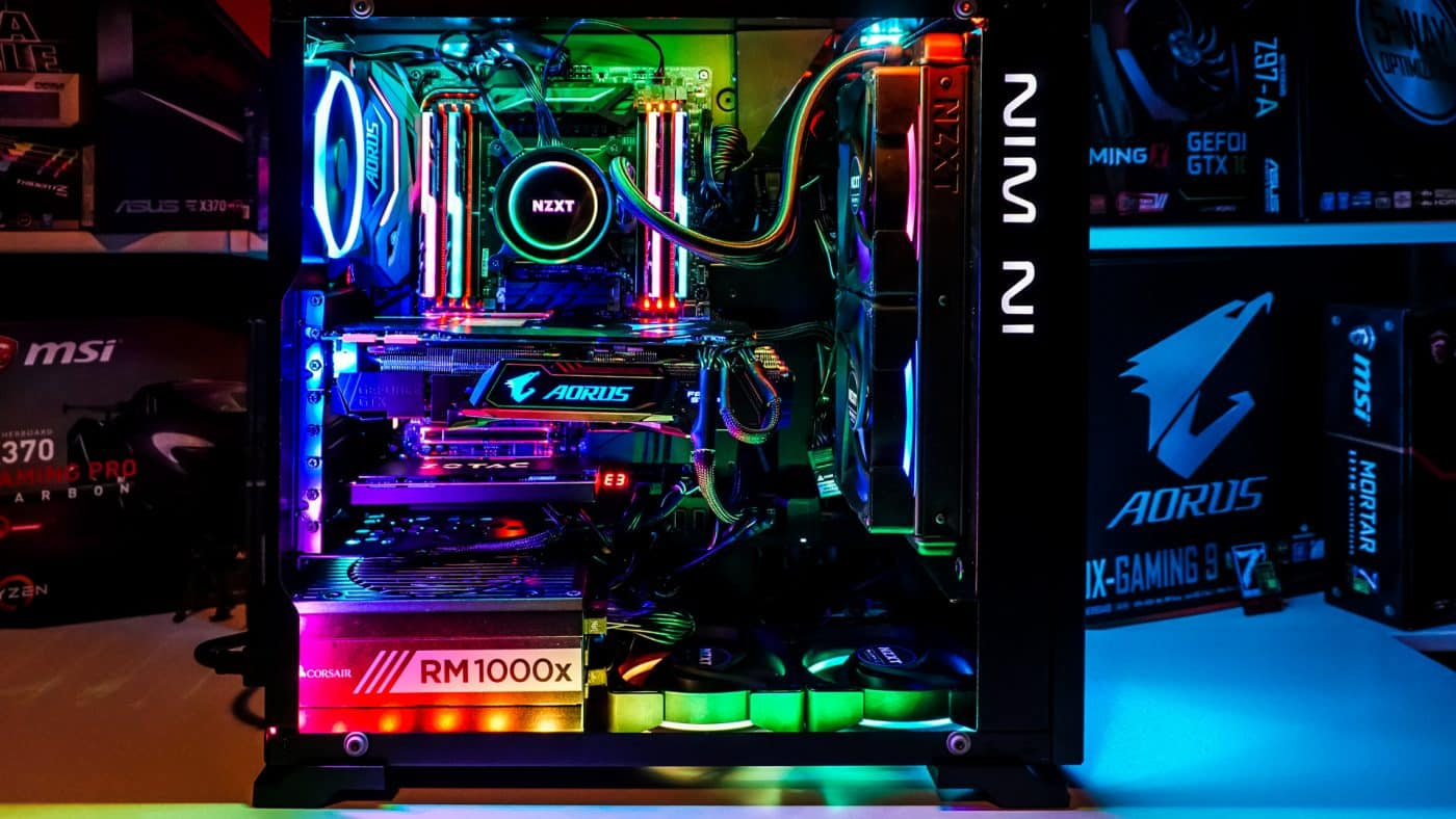 Ultimate Gaming Pc Build