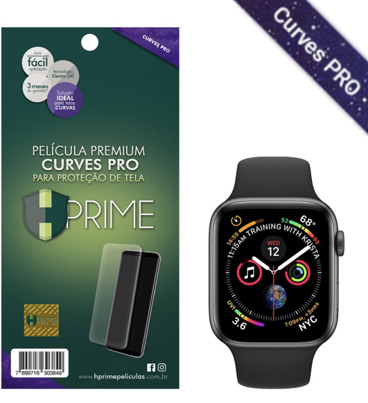 cfd079577d4 Película Premium Hprime Apple Watch 40mm - Curves Pro