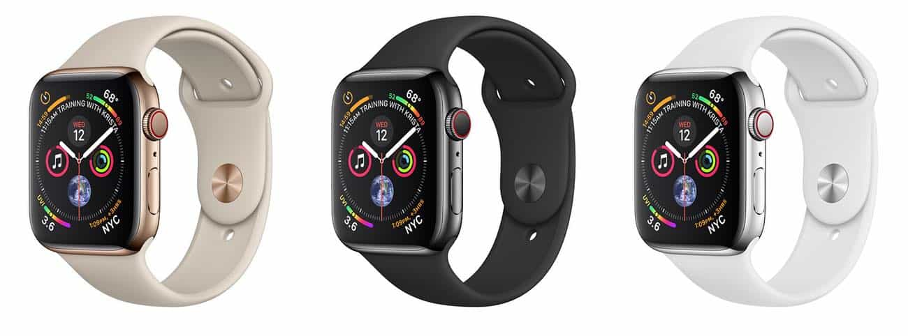 1bb7a077254 APPLE WATCH SERIES 4 OURO ROSA 44MM
