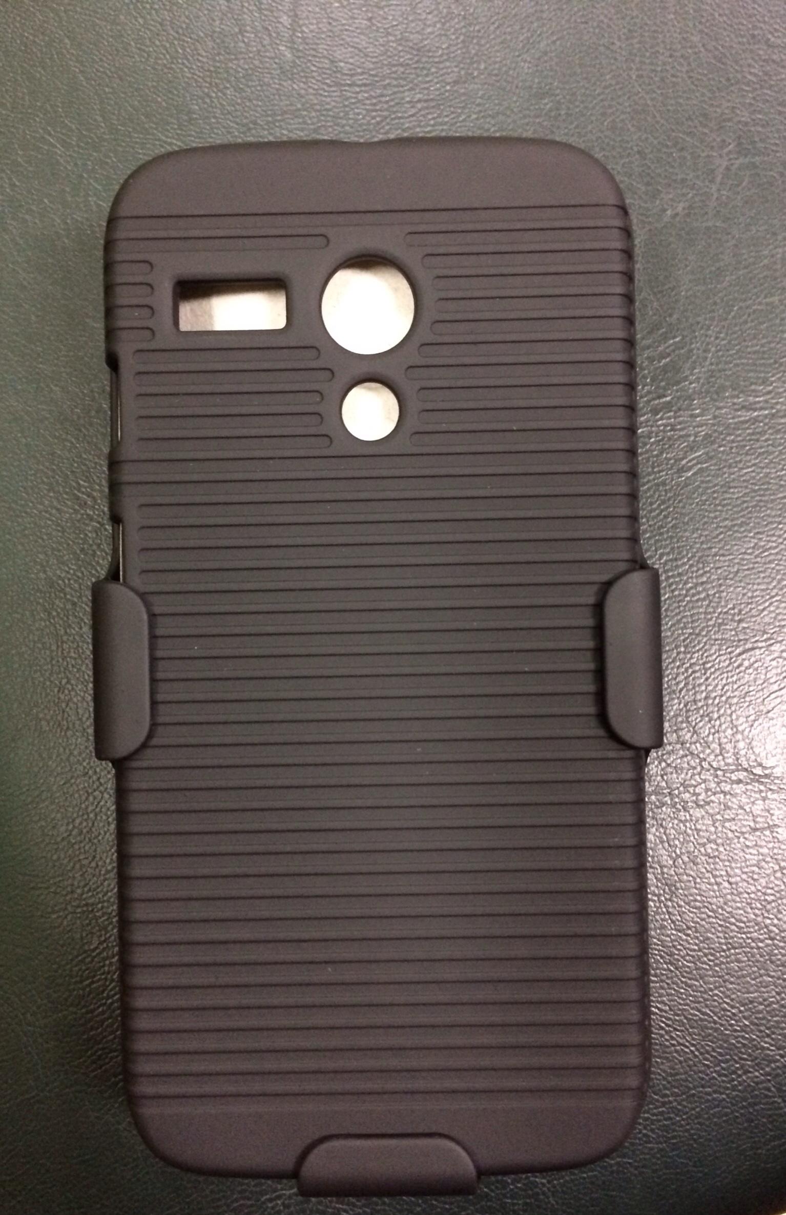 f2ef8f749 Suporte Motorola Moto G Clip cinto mais capa